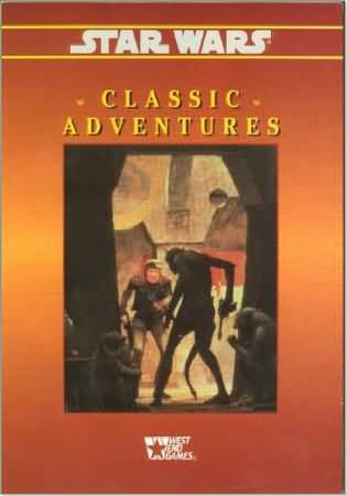 Star Wars: Classic Adventures - Used