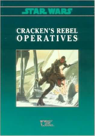 Star Wars: Crackens Rebel Operatives - Used