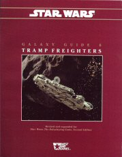 Star Wars: Galaxy Guide 6: Tramp Freighters - Used