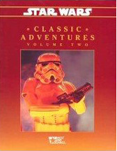 Star Wars: Classic Adventures: Volume Two - Used
