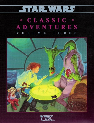 Star Wars: Classic Adventures: Volume 3 - Used