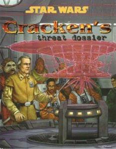 Star Wars: Crackens Threat Dossier - Used