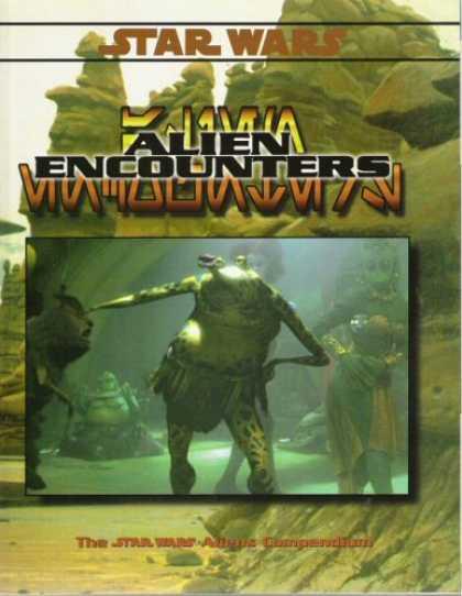 Star Wars: Alien Encounters
