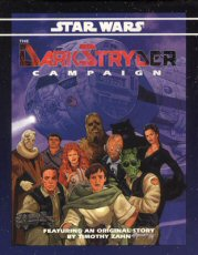 Star Wars: Dark Stryder Campaign Box Set - Used