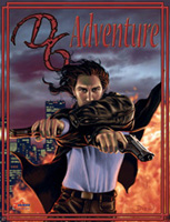 D6 Adventure RPG: Hard Cover - Used