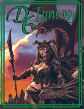 D6 Fantasy Role Playing Hard Cover - Used
