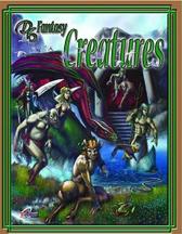 D6 Fantasy Creatures - Used