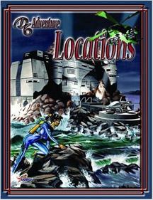 D6 Adventure Locations - Used