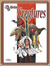 D6 Adventure Creatures - Used