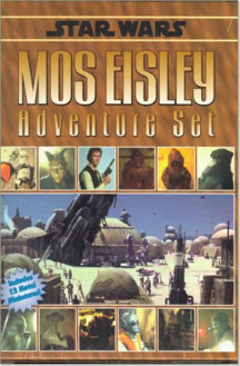 Star Wars: Mos Eisley Adventure Box Set - USED