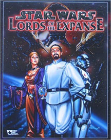 Star Wars: Lords of the Expanse Box Set - USED