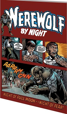 Werewolf by Night Complete Collection: Volume 1 TP