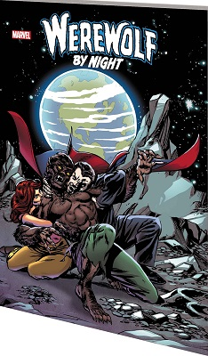 Werewolf by Night Complete Collection: Volume 2 TP