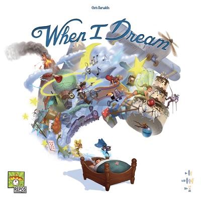 When I Dream Card Game