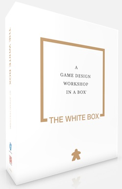 The White Box (Game Design Toolkit)