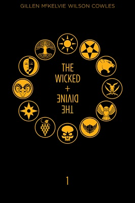 The Wicked and The Divine: Volume 1: Year One HC