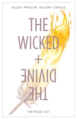 The Wicked and The Divine: Volume 1: The Faust Act TP (MR)