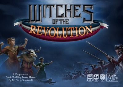 Witches of the Revolution Card Game