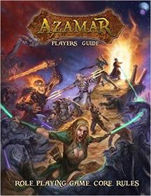 Azamar Players Guide HC - Used