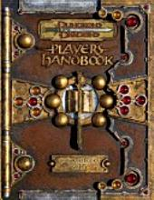 Dungeons and Dragons 3.5 ed: Players Handbook Core Rulebook I: Soft Cover