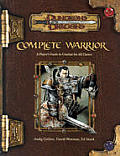 Dungeons and Dragons 3.5 ed: Complete Warrior - Used