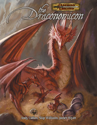 Dungeons and Dragons 3.5 ed: Draconomicon - Used