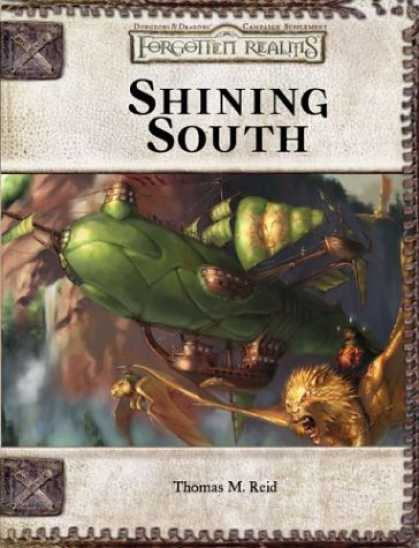 Dungeons and Dragons 3.5 ed: Forgotten Realms: Shining South