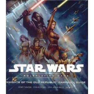 Star Wars: RPG: Knights of the Old Republic Campaign Guide - Used
