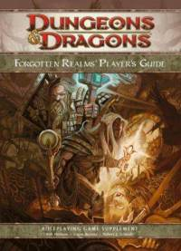 Dungeons and Dragons 4th ed: Forgotten Realms Players Guide - Used