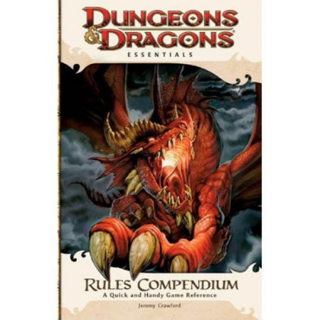 Dungeons and Dragons 4th ed: Essentials: Rules Compendium