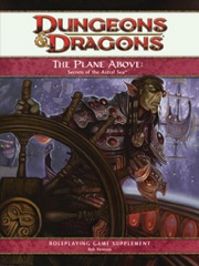 Dungeons and Dragons 4ed: The Plane Above - Used