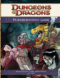 Dungeons and Dragons 4th ed: Players Strategy Guide - Used