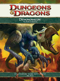 Dungeons and Dragons 4th ed: Demonomicon - Used