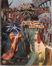 Dungeons and Dragons 2nd ed: Planescape: In the Cage: A Guide to Sigil - Used