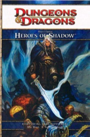 Dungeons and Dragons 4th ed: Heroes of Shadow - Used
