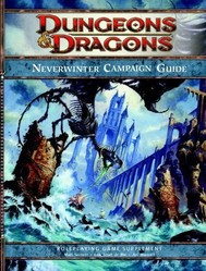 Dungeons and Dragons 4th ed: Neverwinter Campaign Setting - Used