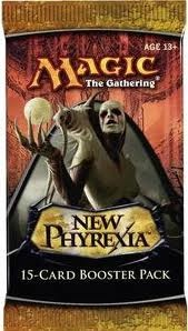 Magic the Gathering: New Phyrexia Booster