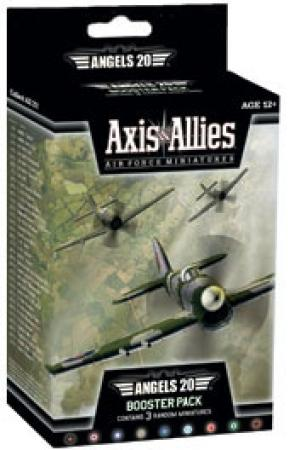 Axis and Allies: Air Force Miniatures: Angels 20: Booster Pack