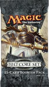 Magic the Gathering: 2012 Booster