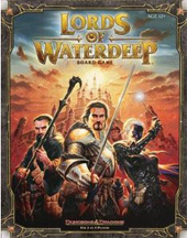 Dungeons and Dragons 4th ed: Lords of Waterdeep Board Game