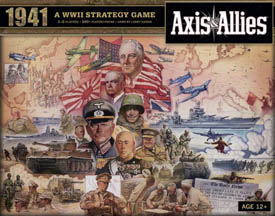 Axis and Allies: 1941: A WW II Strategy Game
