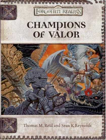 Dungeons and Dragons 3.5 ed: Forgotten Realms: Champions of Valor