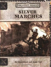 Dungeons and Dragons 3rd ed: Forgotten Realms: Silver Marches