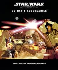 Star Wars Role Playing Game: Ultimate Adversaries - Used