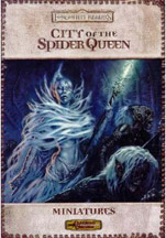 Dungeons and Dragons 3rd ed: Forgotten Realms: City of the Spider Queen