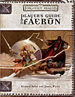 Dungeons and Dragons 3.5 ed: Forgotten Realms: Players Guide to Faerun - Used