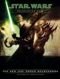 Star Wars: Roleplaying Game: the New Jedi Order Sourcebook - Used