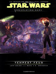 Star Wars RPG: Tempest Feud - Used