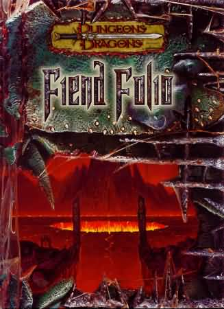 Dungeons and Dragons 3.5 ed: Fiend Folio - Used