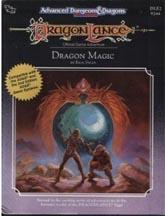 Dungeons and Dragons 2nd ed: Dragon Lance: Dragon Magic - Used